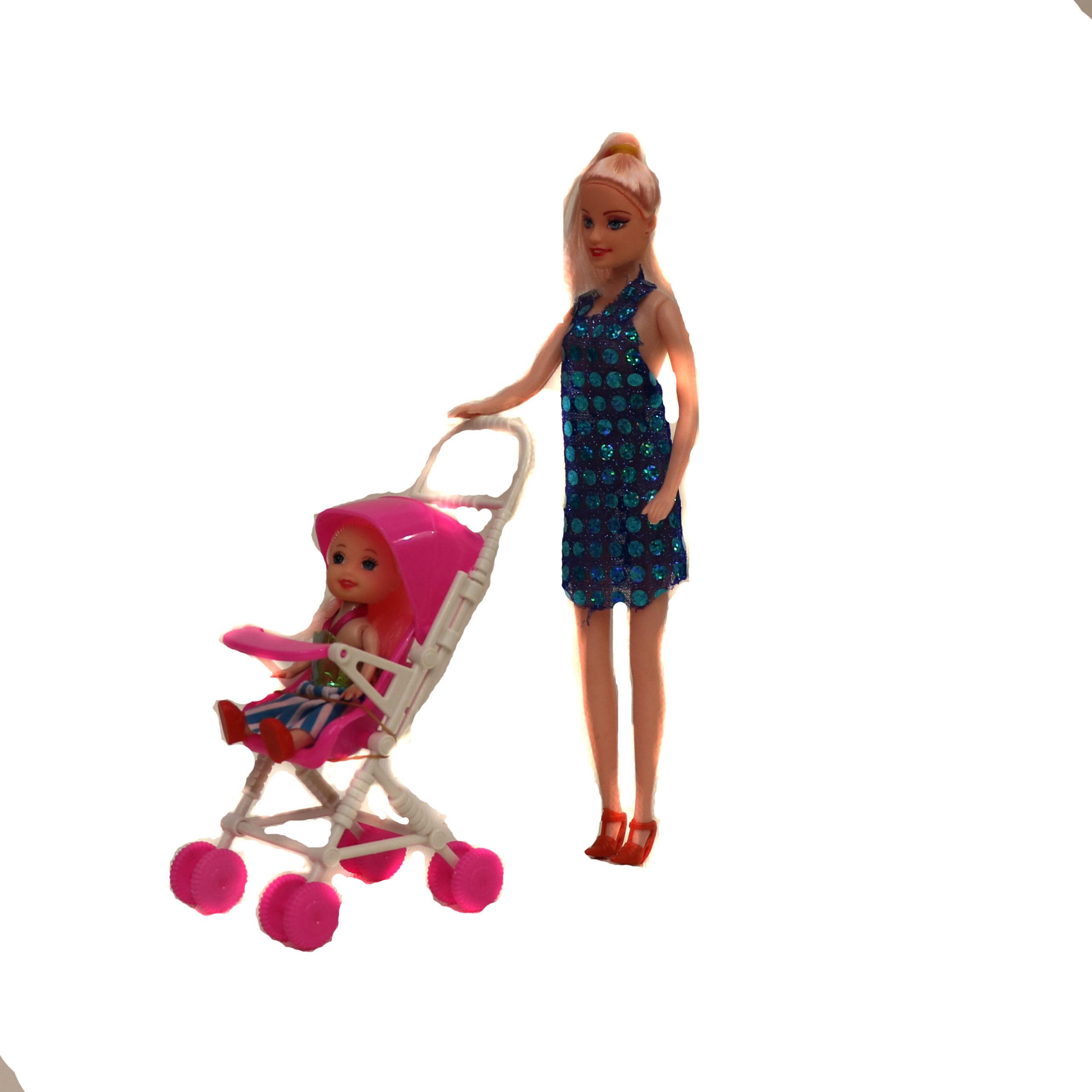 Кукла в коляске - ptg.toys-opt.com